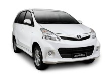 Sewa All New Avanza / Xenia