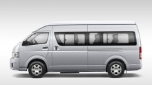 Sewa Hi Ace Commuter 15 seater
